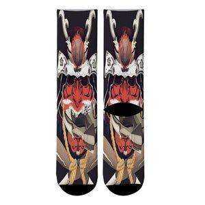 Red Skull Socks Peking Opera Any 4 for $32